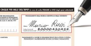 5 x 1000 Misericordia di Cagliari